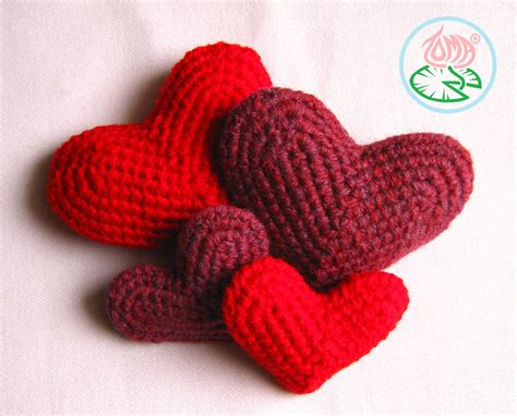 free crochet heart pattern video 301 moved permanently