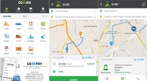 Informasi Pesan Lewat Go Kilat pesan lewat aplikasi gojek taksi bluebird jadi lebih