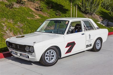 datsun 510 race car for sale 1972 datsun 510 b sedan race car wr showroom