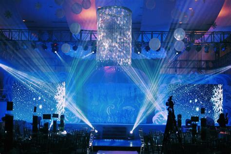 Sensitivity Lights And Sounds Make Your Wedding Lights And Sounds