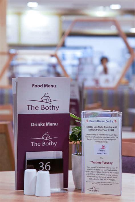 menu  dgc deans garden centre