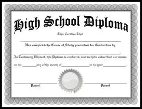 25 best ideas about high school diploma on free high school diploma high diploma