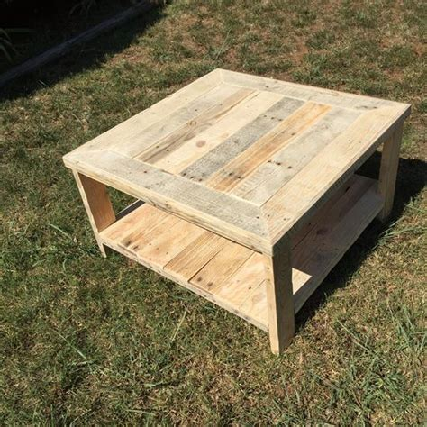 diy square coffee table wood pallet square coffee table pallet furniture plans