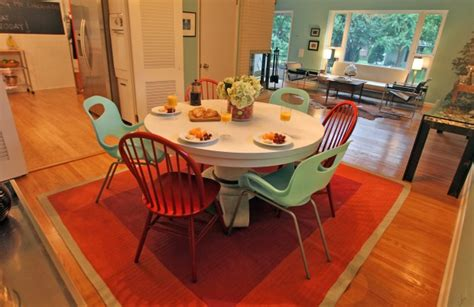 1950s interior design and decorating style 7 major local designer adds a personal touch to her 1950s home