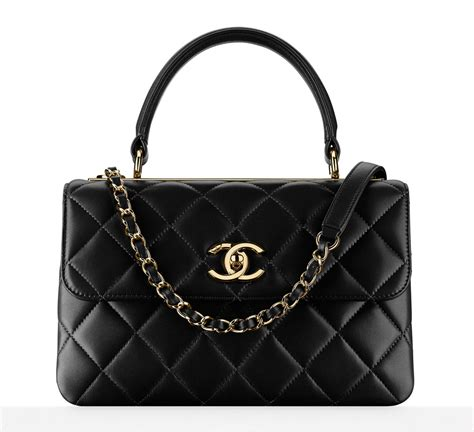 Channel Tops check out 59 of chanel s beautiful fall 2016 bags