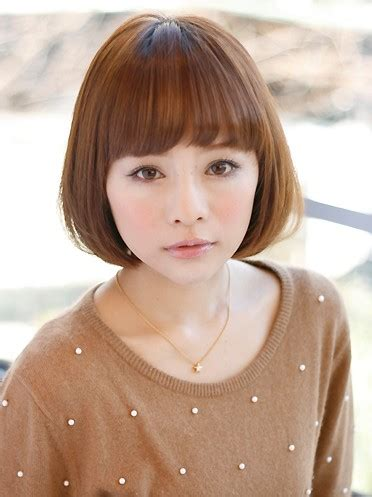 japanese bob hairstyle for summer hairstyles weekly