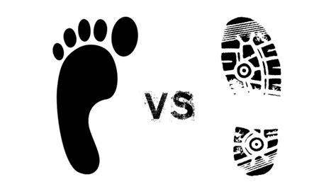 running barefoot vs shoes running barefoot vs shoes the science of sport