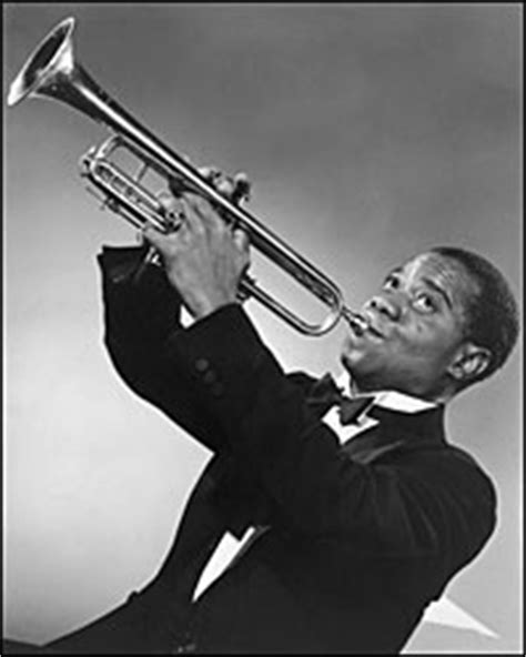 Louis Armstrong: 'The Trumpeter' : NPR