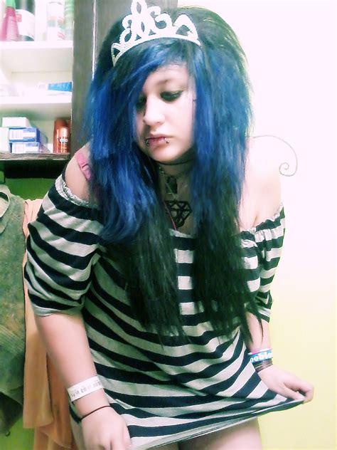cute girl hairstyles zombie hair styles girl scene hair styles