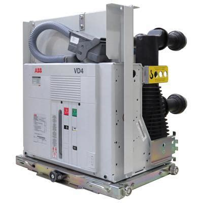 mv iec indoor vacuum circuit breaker vd4 medium voltage