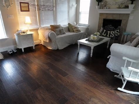 Distressed Hickory Laminate Flooring - hickory distressed laminate flooring loccie better homes