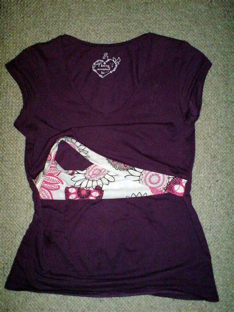 pattern breastfeeding shirt diy nursing top siti pinterest abyssinian nursing
