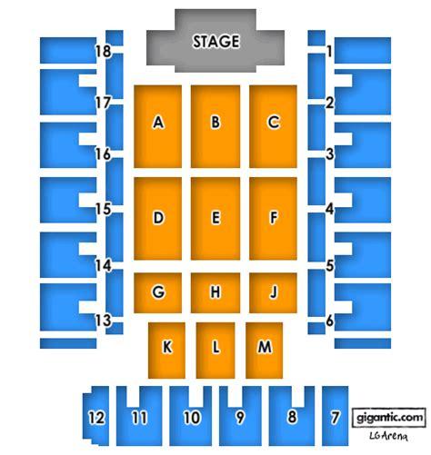 lg arena floor plan bryan adams tickets tour dates concerts gigantic tickets