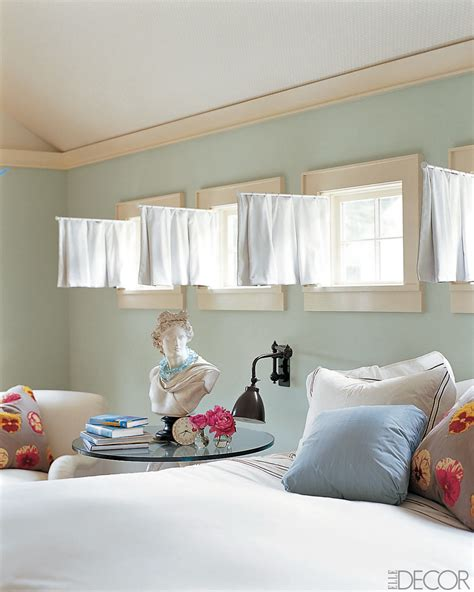curtain ideas for small bedroom windows small windows how to dress your most awkward windows
