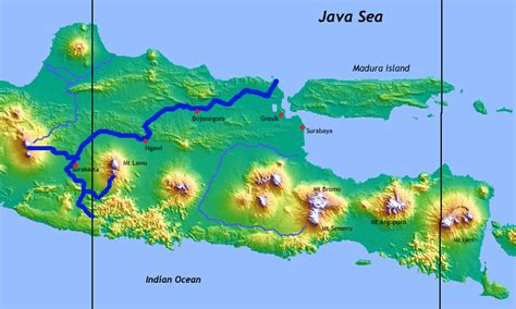 citarum river map file bengawan solo topography map png wikimedia commons