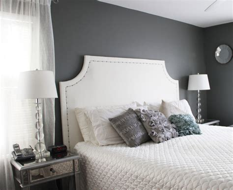 fabric headboards diy running from the law diy upholstered headboard