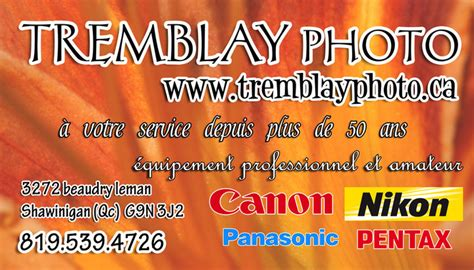 bureau en gros shawinigan tremblay photographie inc shawinigan qc ourbis