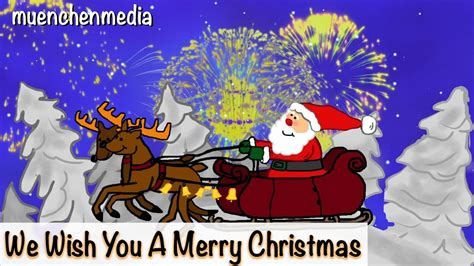 merry christmas weihnachtslieder christmas songs muenchenmedia youtube