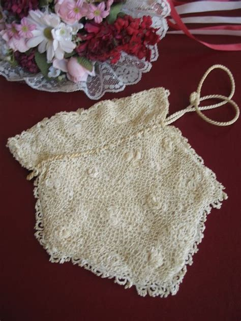 pattern crochet reticule pin by gayle webert on buttons and lace pinterest