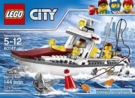 lego city fishing boat 60147 creative play toy lego city fishing boat 60147 creative play toy