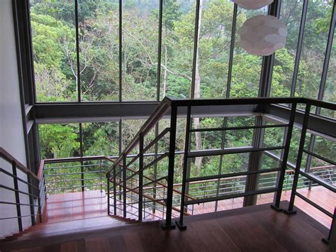 modern hillside home  janda baik malaysia