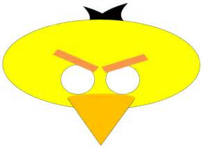 Angry Bird Mask Template search results for bird mask template calendar 2015