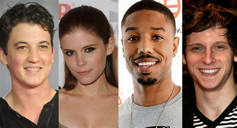 With The 4 Cast Revealed by New Fantastic Four Cast Revealed The Human Torch Is Black