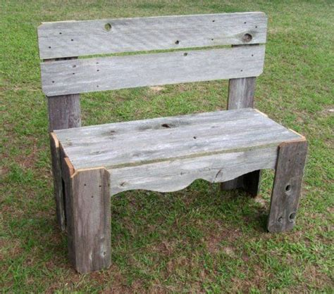 costruire una panchina oltre 25 fantastiche idee su costruire una panchina su