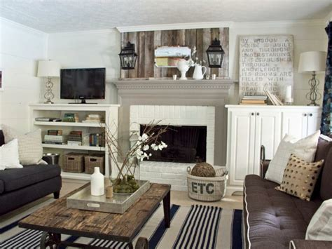 Living Room Mantel Ideas - 45 fireplace decoration ideas so can you the creative
