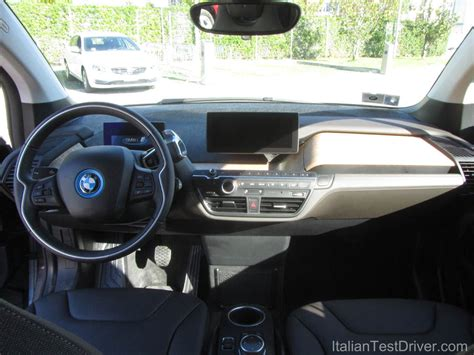 bmw i3 interni test drive bmw i3 italiantestdriver