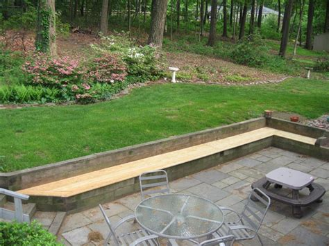 Benches For Patio by Patio Bench
