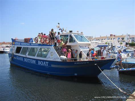 amigos glass bottom boat menorca circumnavigator - Glass Bottom Boat Menorca