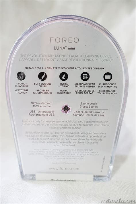 Foreo 2 100 Original the blushing introvert foreo mini 2 review