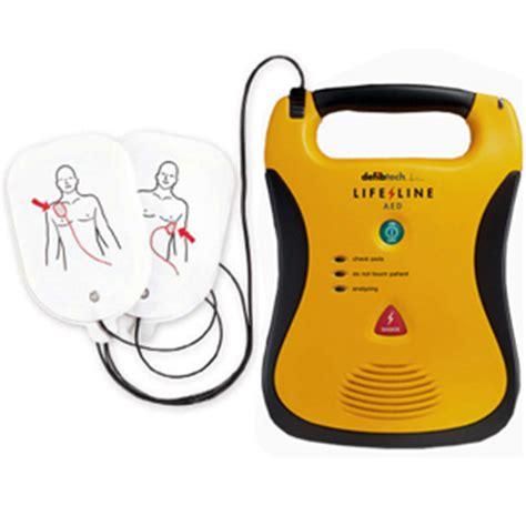 defibrillatore automatico interno defibrillatore dae semiautomatico defibtech lifeline aed