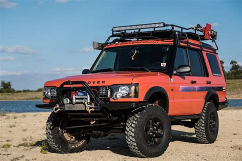 modified land rover modified 2004 land rover discovery g4 challenge for sale