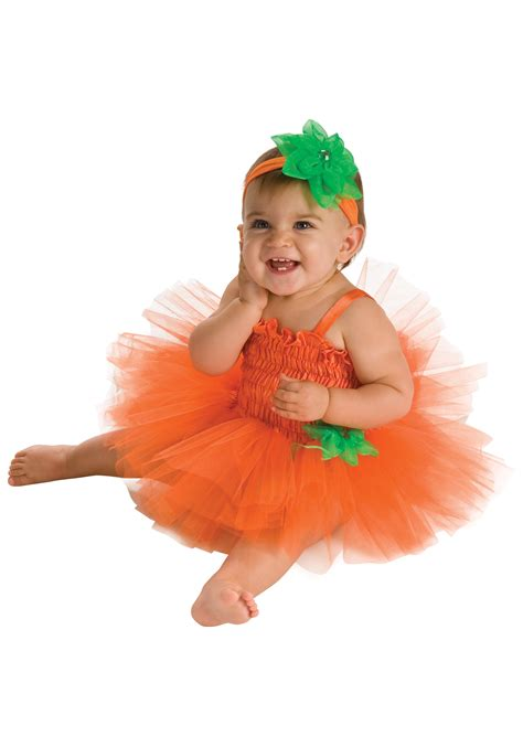 pumpkin costume infant pumpkin tutu dress