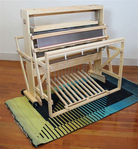harrisville rug loom harrisville 36 quot 8 shaft 10 treadle loom assembled weaving equipment halcyon yarn