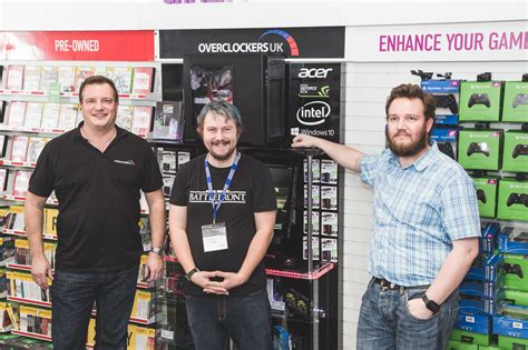 overclockers uk offer new game themed pcs oc3d forums game and overclockers uk announce new partnership oc3d news