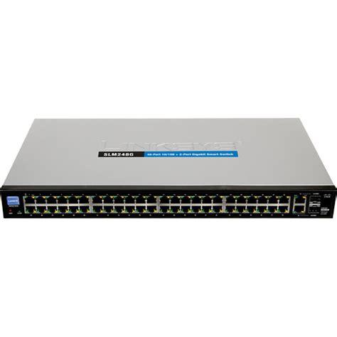 Switch Hub 48 Port cisco sf200 48 48 port 10 100 ethernet smart switch