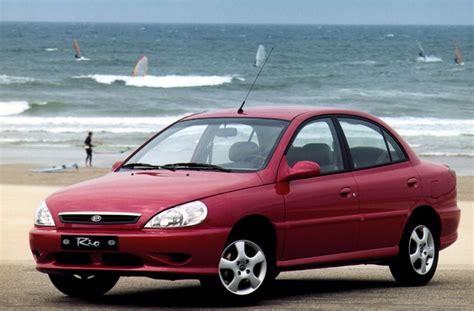 Kia 2000 Model Kia Saloon 2000 Kia Heritage Models