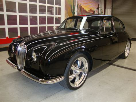 jaguar custom 1961 jaguar ii custom 4 door saloon181390