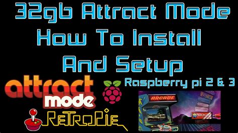 themes won t install retropie 32gb attract mode how to install and setup on raspberry pi