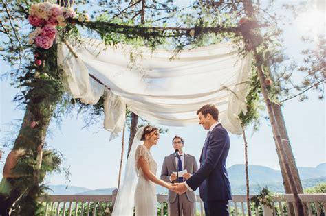 Beautiful Garden by John Mulaney Annamarie Tendler S Catskill Mountain Wedding