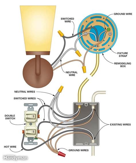 how to add a light electrical repair and wiring