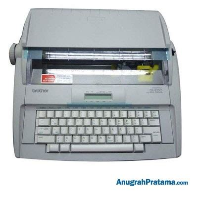 Mesin Tik mesin tik gx 8250 electric typewriter