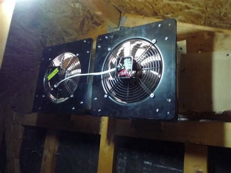 Garage Door Exhaust Fan by Garage Exhaust Fan Ideas Iimajackrussell Garages