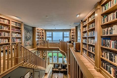 home design for book lovers a book lover s island retreat in washington hooked on houses