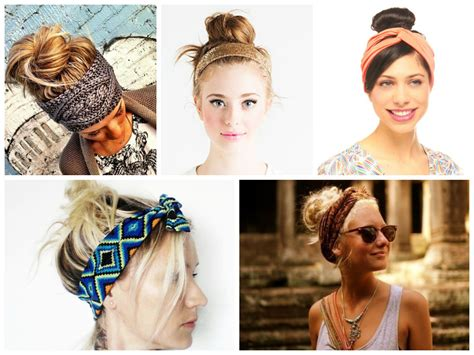 hair styles for a run hairstyles with a thick headband hair world magazine