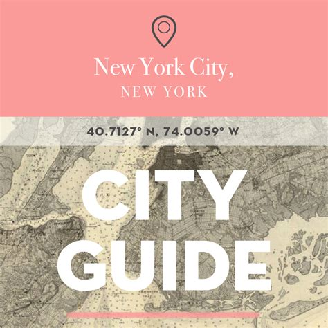 new york a guide new york city ny city guide with deana sdao design sponge bloglovin