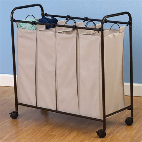 Option Organizer 4 Bag Laundry Sorter Best Laundry Ideas Best Laundry Sorter
